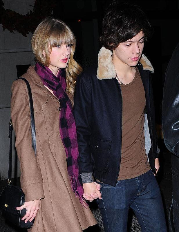"""After seeing these <a href=""""http://perezhilton.com/2012-12-12-taylor-swift-harry-styles-old-england-hotel-feeding-birds-pics"""">adorable photos</a> of the pair together feeding birds in England's Lake District, we couldn't help but be charmed. Although we can already imagine the breakup song Taylor will write about Styles, we've been won over by the union of two of our favorite pop stars."""