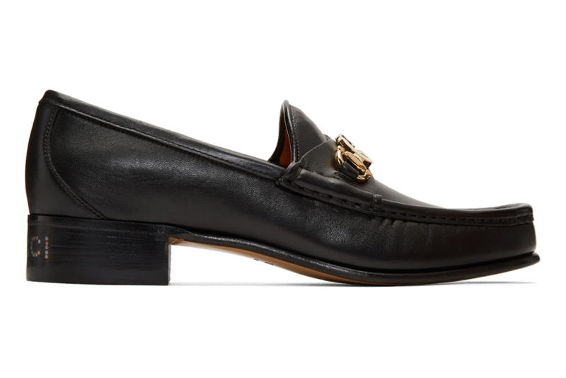 gucci loafers, mens