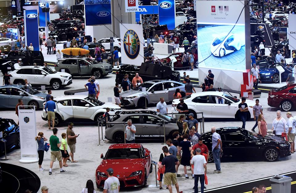 """The auto show was certainly on life support already,"" said Jeff Schuster, lead auto analyst with consultancy LMC Automotive. ""With the rolling cancellation of one show after another, the coronavirus may be speeding up their demise."""