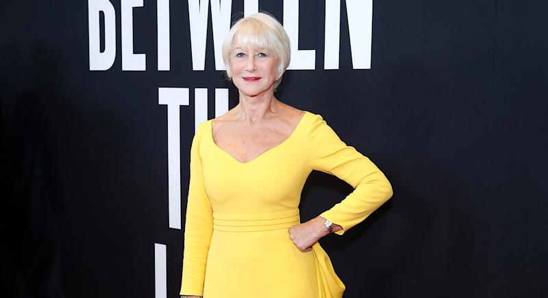 "Helen Mirren has revealed how she ""embarrassed"" herself during tea with the Queen [Image: Getty]"