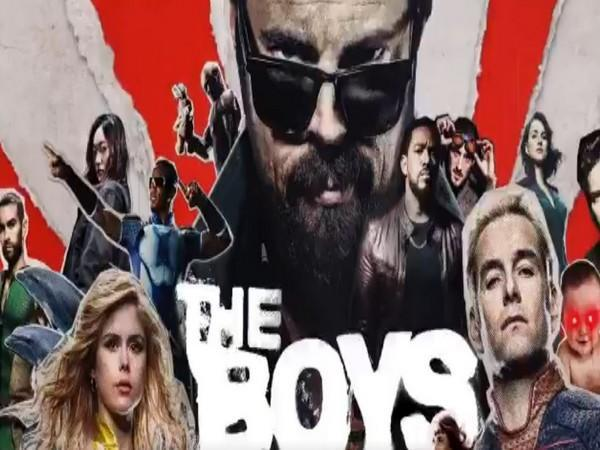 Poster of The Boys. (Image courtesy: Twitter)