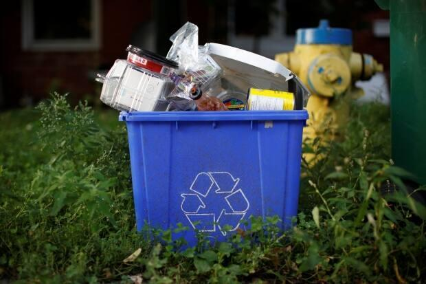 The province has finalized plans to expand recycling services across Ontario -- and to make product producers pay for it. (Chris Wattie/Reuters - image credit)