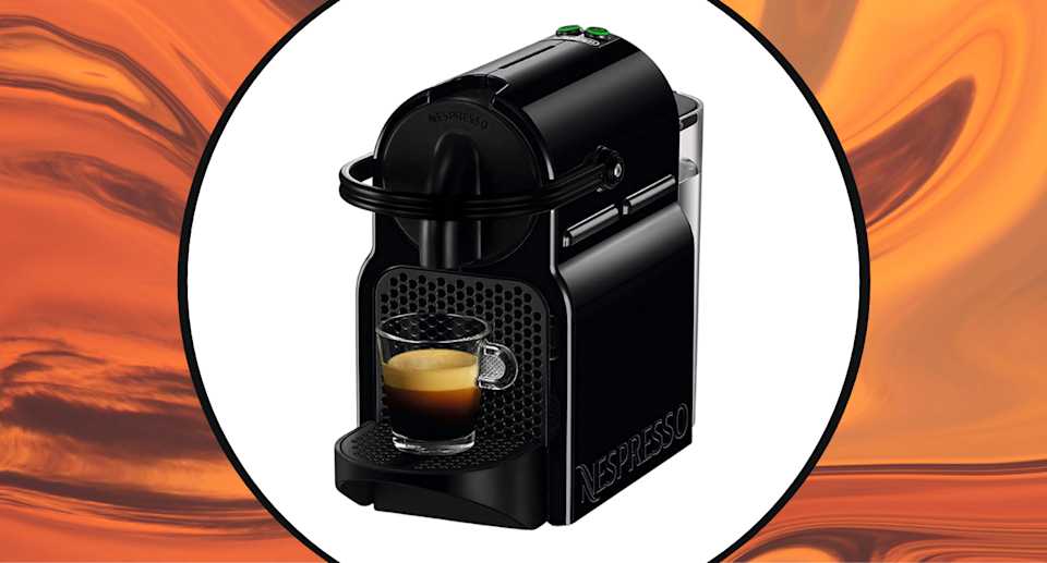 This top-rated Nespresso machine is only $99 — but the sale won't last for long (Photo via Amazon)