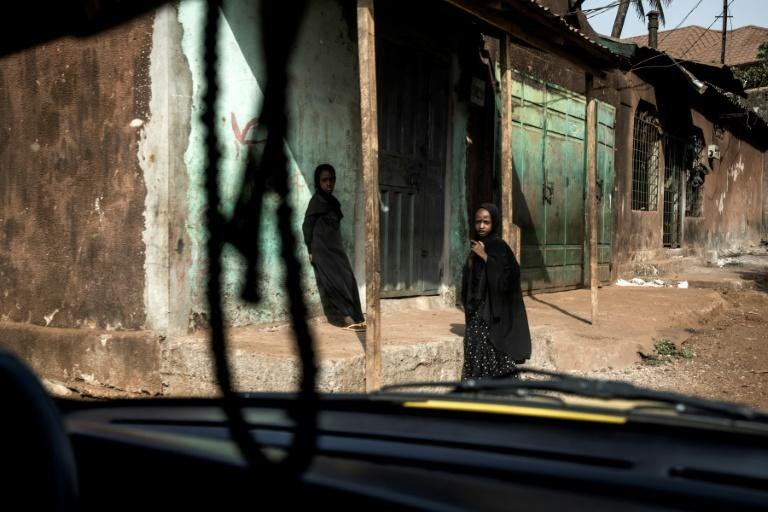 Poverty and resentment towards the government run deep in Wanindara, a bastion of opposition to Sunday's referendum (AFP Photo/JOHN WESSELS)