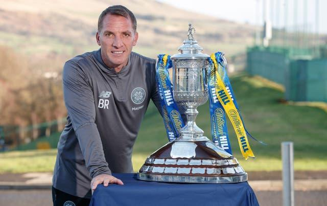 Rodgers left Celtic to join Leicester