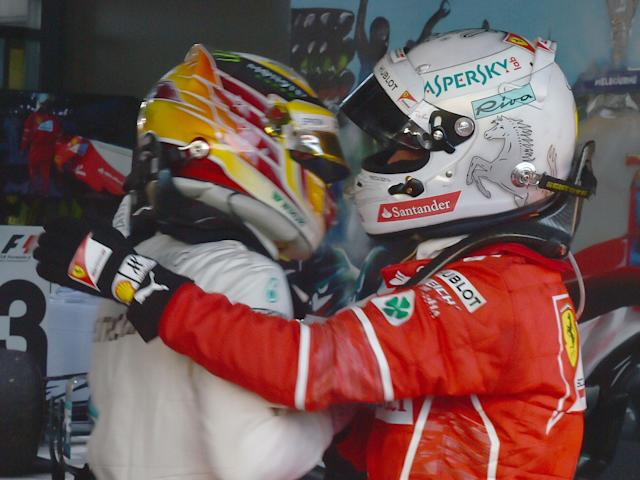 Mercedes were beaten in Australia for the first time since 2013: Getty