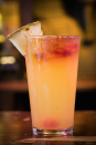 """<p>This tiki drink is peak New Orleans—and with multiple rums inside, it'll get you prettyyy tipsy.</p><p>Get the recipe from <a href=""""https://www.delish.com/cooking/recipe-ideas/recipes/a43896/halloween-cocktail-ideas-zombie-cocktail-recipe/"""" rel=""""nofollow noopener"""" target=""""_blank"""" data-ylk=""""slk:Delish"""" class=""""link rapid-noclick-resp"""">Delish</a>.</p>"""