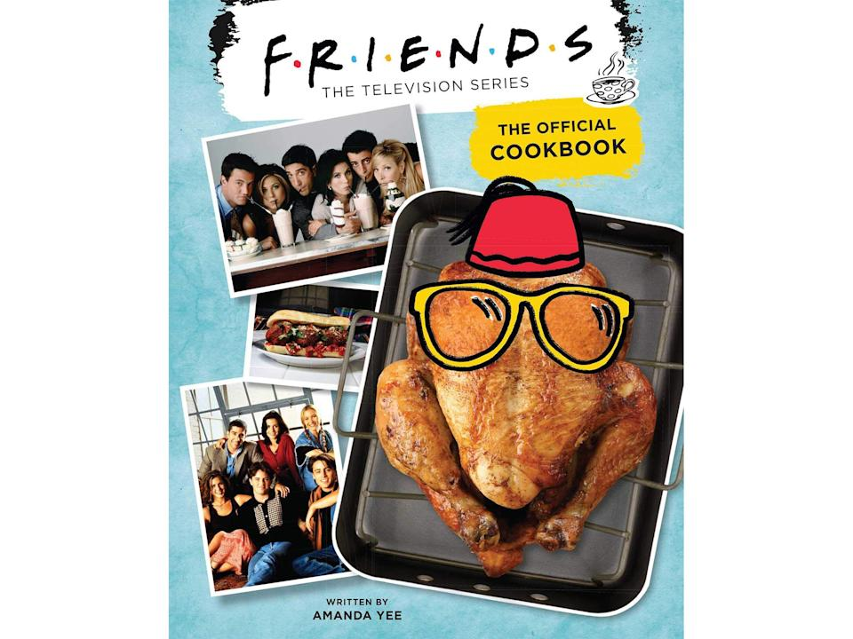 Unlike Joey, we do share food and will be cooking our own Thanksgiving feast in NovemberAmazon