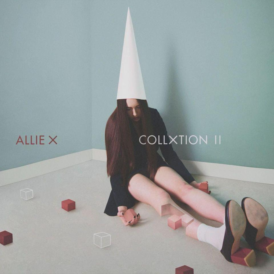 <p>Allie X's vocals can put you under a trance and make you forget about everything except pounding the pavement.</p><p><em>There's a light and it pulls me in.</em></p>