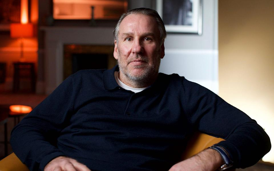 Paul Merson interview: 'It was easier to kick cocaine and drinking habits than gambling addiction' - STORY FILMS/BBC