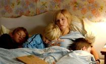 <p>Kristen Bell starred in 2004's<em> Gracie's Choice</em>, which was inspired by true events. She plays 17-year-old Gracie Thompson, who is forced to become the mother of her four siblings (each from a different father) when their mother ends up in jail. </p>