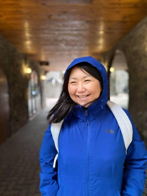 Lucy Tulugarjuk, the executive director of NITV. 'Inuit have the right to hear what is happening on Inuit land,'she said. 'Why lock the door to only limited people when you can have it accessible to all beneficiaries through TV?' (NITV - image credit)
