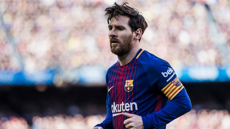 Messi still injured despite saving Barcelona against Sevilla, says Valverde