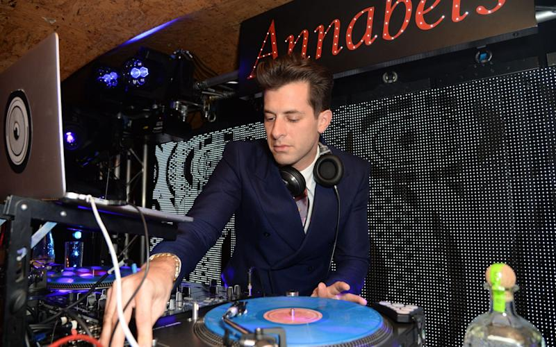 Mark Ronson - Credit: Richard Young/REX/Shutterstock