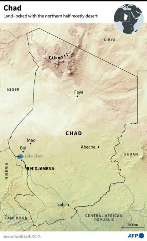 Chad has a strategic role in central Africa