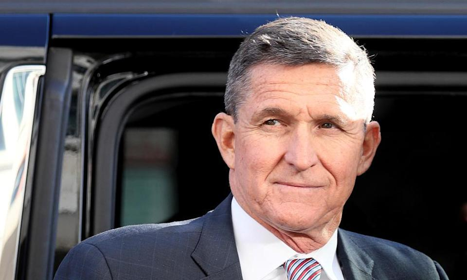 The former national security adviser Michael Flynn was warned against taking foreign money as far back as 2014.