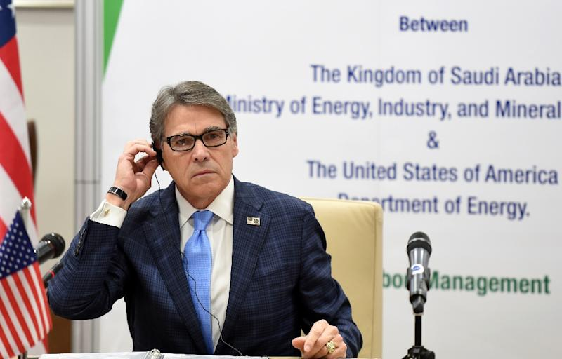 Energy Secretary Rick Perry had in September proposed providing federal aid to nuclear and coal power plants with at least 90 days' worth of production capacity, arguing the move was necessary to make the national grid more resilient in case of extreme events
