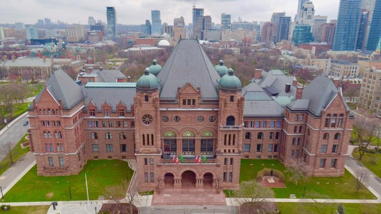 Ontario Legislature resumes for 1st time since Doug Ford elected