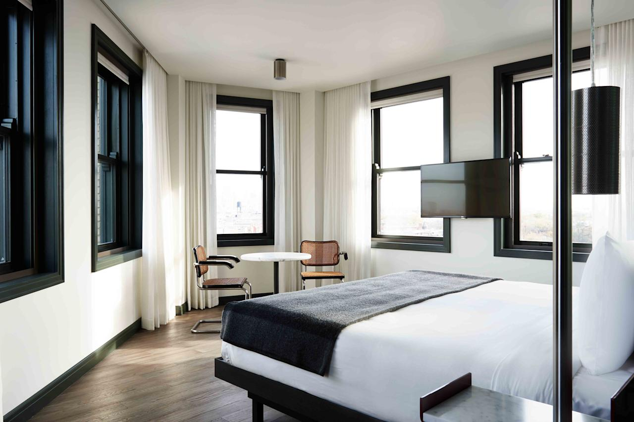 The 10 best boutique hotels in the usa for Boutique hotels usa