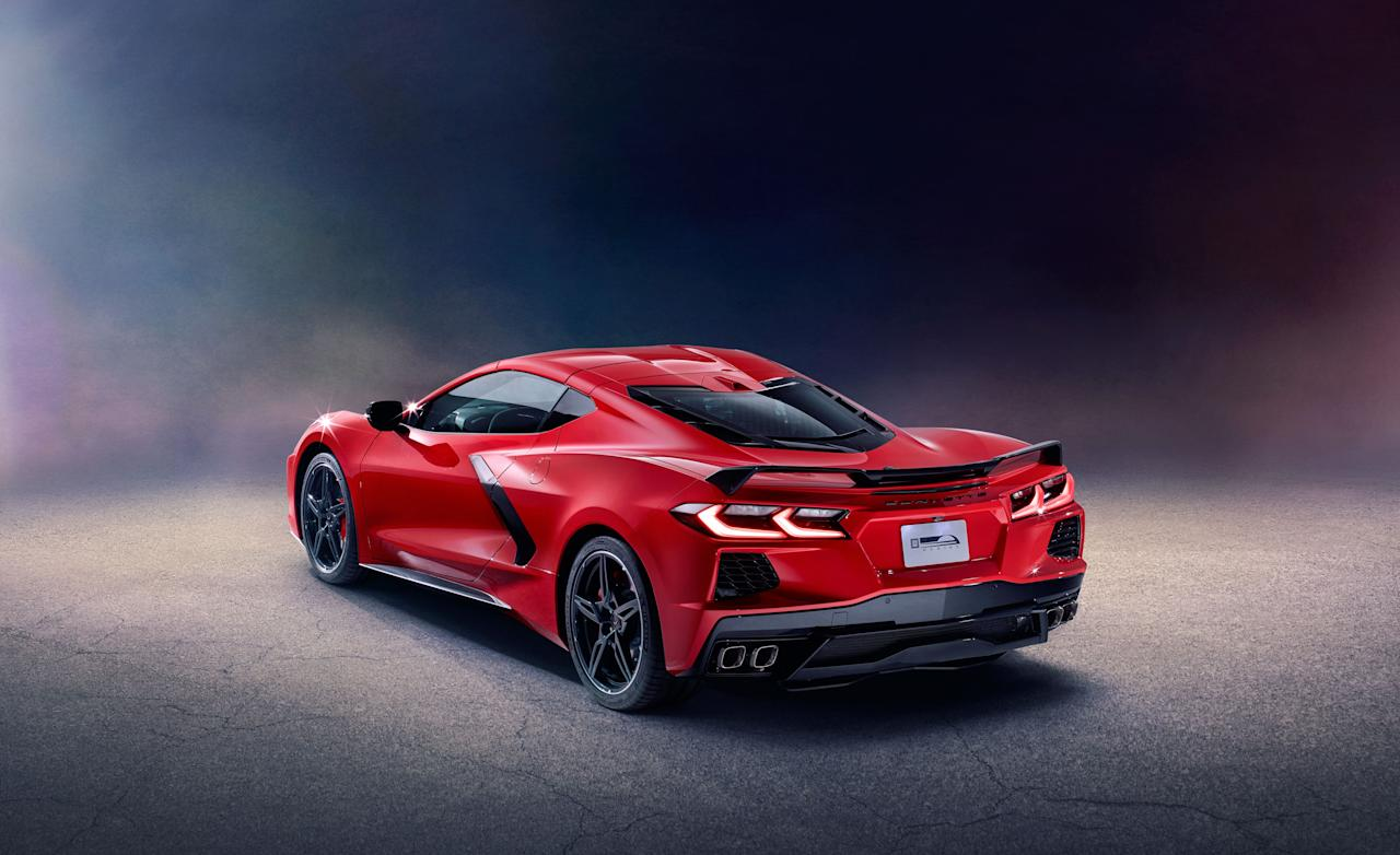 "<p>In the automotive-design world, it doesn't get much more pressure-packed than designing <a href=""https://www.caranddriver.com/2020-c8-mid-engine-corvette/"" target=""_blank"">the mid-engined Corvette</a>. It's a mythical beast on which auto enthusiasts have been projecting their fantasies for decades, even lifetimes. If a unicorn is to finally step out from the shadows, it damn well better not look like an old mule with a horn. The team members behind the design and development of <a href=""https://www.caranddriver.com/news/a28409341/2020-chevy-corvette-c8-mid-engine-photos-info/"" target=""_blank"">the C8</a> were aware of the expectations. It weighed on them. For years. </p><p>Executive chief engineer Tadge Juechter says that the mid-engined C8 Corvette couldn't be the wild fantasy of the team's inner adolescents. It had to be a durable design, one with a reasonably long shelf life. It still had to be immediately recognizable as <a href=""https://www.caranddriver.com/chevrolet/corvette"" target=""_blank"">a Corvette</a>, despite having new proportions. But it couldn't be retro, because that's a design dead end. It had to be a sort of 1963 moment: a radical redesign of the shape that opens a new era in the model's lineage and that telegraphs the sea change beneath its skin. And, heaven forfend, it could not, under any circumstances, be boring. Oh, it also had to have enough bandwidth to serve as an easy daily driver, an accommodating road-trip car, and an occasional track car.  </p>"