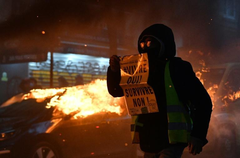 The 'Yellow Vest' protests shook Macron's France to the core