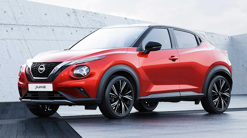 2020 Nissan Juke Debuts All New Quirky Looks Update