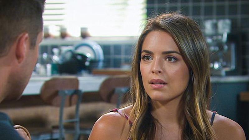 Olympia Valance confirms she is victim revenge porn Neighbours still