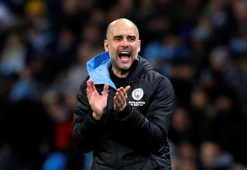 Guardiola open to extending Man City contract beyond 2021