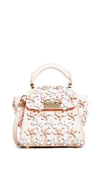 ZAC Zac Posen Eartha Mini Kit Top Handle Crossbody Bag
