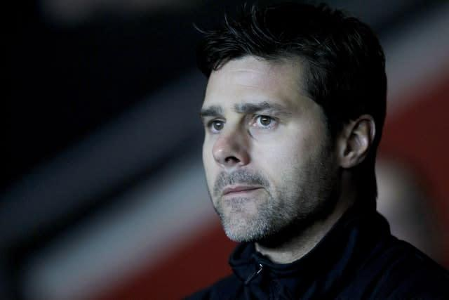 Pochettino was announced as Southampton manager in January 2013 (Chris Ison/PA)