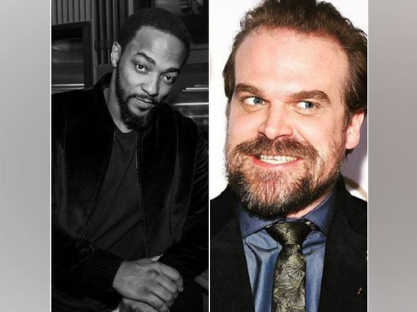 Anthony Mackie and David Harbour (Image Source: Instagram)