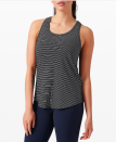 "<p><strong>Lululemon</strong></p><p>lululemon.com</p><p><a href=""https://go.redirectingat.com?id=74968X1596630&url=https%3A%2F%2Fshop.lululemon.com%2Fp%2Fwomen-tanks%2FLove-Tank-Pleated-MD%2F_%2Fprod8980109&sref=https%3A%2F%2Fwww.redbookmag.com%2Ffashion%2Fg34807115%2Flululemon-black-friday-deals-2020%2F"" rel=""nofollow noopener"" target=""_blank"" data-ylk=""slk:Shop Now"" class=""link rapid-noclick-resp"">Shop Now</a></p><p><strong><del>$38</del> $29</strong></p><p>This comes in two other shades if you prefer solid hues, but the racerback detail and slightly breezy shape ensure you won't overheat. </p>"