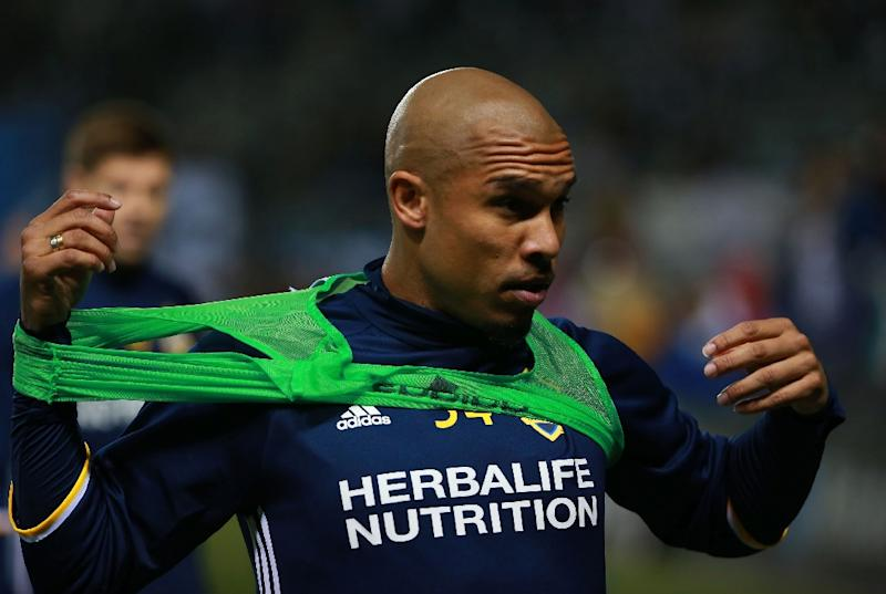 Nigel de Jong, pictured here in 2016, has signed for Bundesliga strugglers Mainz until the end of the season (AFP Photo/Victor Decolongon)