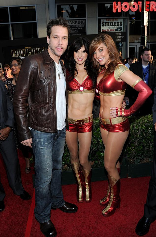 "<a href=""http://movies.yahoo.com/movie/contributor/1800024557"">Dane Cook</a> at the Los Angeles premiere of <a href=""http://movies.yahoo.com/movie/1810026429/info"">Iron Man 2</a> - 04/26/2010"
