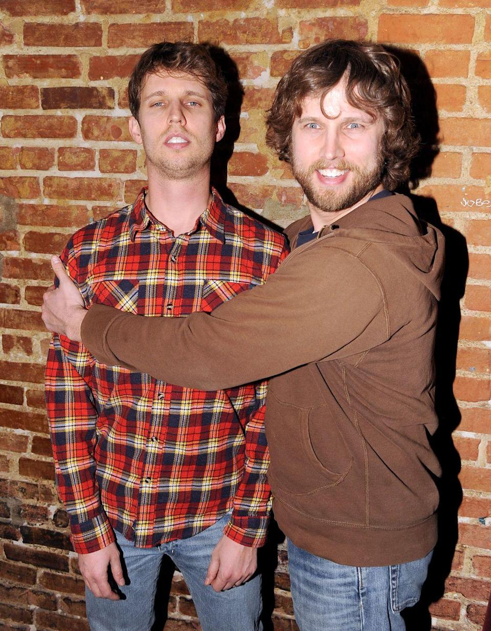 <p>You may know Jon Heder from his breakout role as the title character in <em>Napoleon Dynamite</em>, but you probably didn't know that his twin brother Dan also works in entertainment—both as an actor and as a visual effects artist.</p>