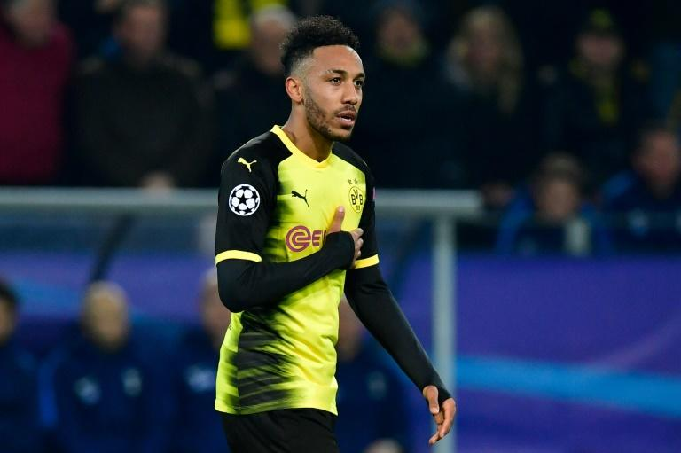 Borussia Dortmund Pierre-Emerick Aubameyang striker has completed his move to Premier League club Arsenal