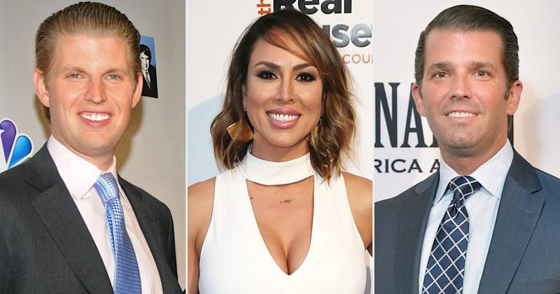 Kelly Dodd Comes Under Fire for Posing with Trump Family at Wedding: 'I Am Not at All Political'