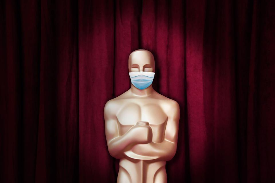 Film critics are already wondering if this year's Academy Awards contenders will be unfairly marked as unworthy because of the pandemic and other events from 2020.
