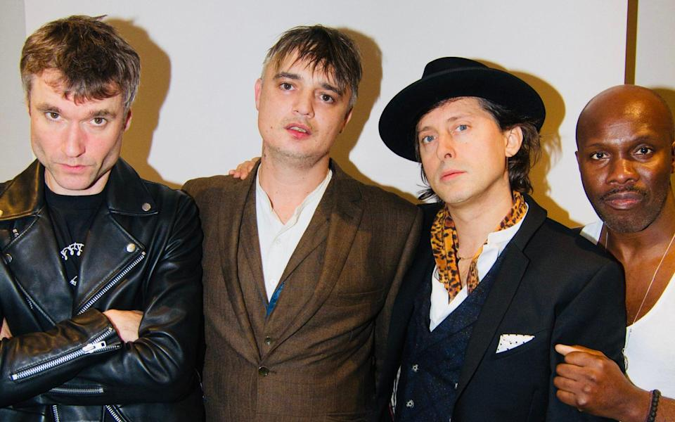 The Libertines - Roger Sargent