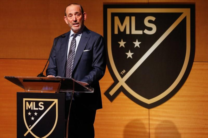 Charlotte leads bidding to be 30th MLS team, commissioner says