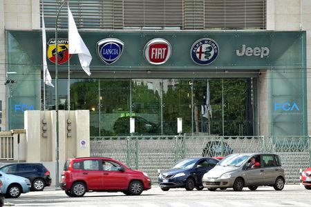 Fiat Chrysler's Italian headaches show challenges of global