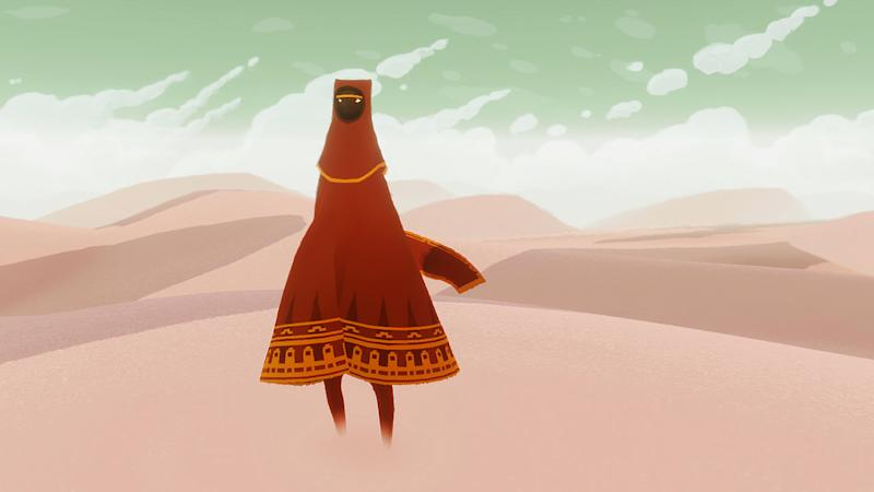 'Journey' sweeps Game Developers Choice Awards