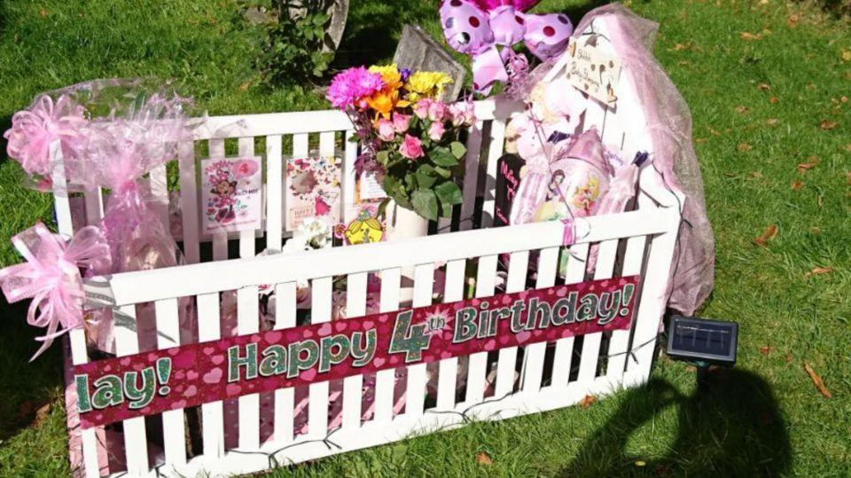 The council claim they weren't asked permission by the family to put up the memorial. Photo: Mercury Press