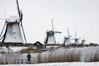 The Dutch PM has said ice skating will be allowed if the canals freeze for the first time since 2018