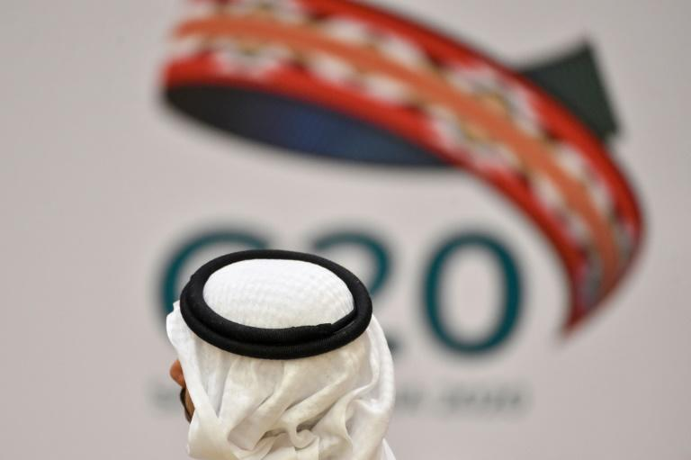 The G20 held a two-day meeting in the capital of Saudi Arabia, the first Arab nation to hold the grouping's presidency (AFP Photo/FAYEZ NURELDINE)