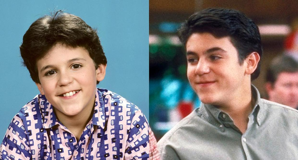 Fred Savage grew up before our eyes on six seasons of <em>The Wonder Years</em>. (Photo: Warner Bros./Everett Collection//ABC via Getty Images)