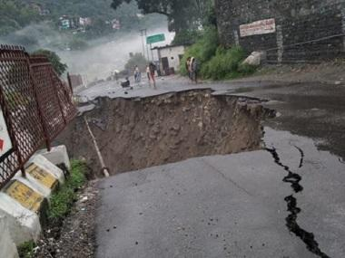 North India reels under landslides, floods as heavy rains in Himachal, Bengal claim 9 lives; high-alert issued for Kerala, Tamil Nadu, Karnataka, Andhra, Telangana