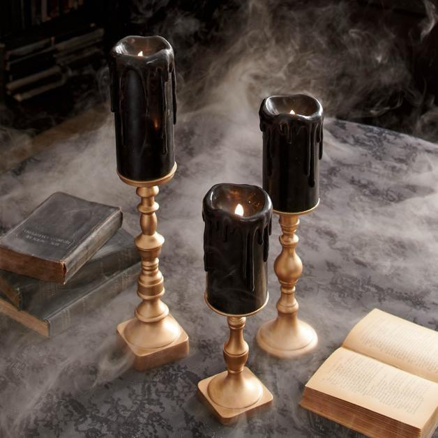 <p>The <span>Dripping Wax Candle</span> ($30-$40) is the perfect addition to a mantle or table. </p>