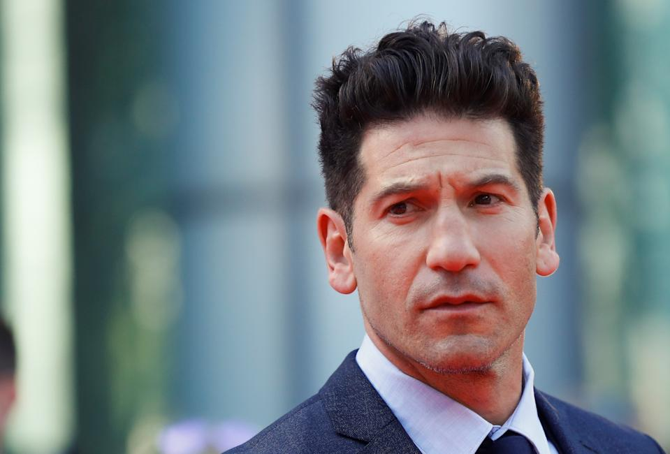 "Actor Jon Bernthal poses as he arrives at the international premiere of ""Ford V Ferrari"" at the Toronto International Film Festival (TIFF) in Toronto, Ontario, Canada September 9, 2019.  REUTERS/Mario Anzuoni"
