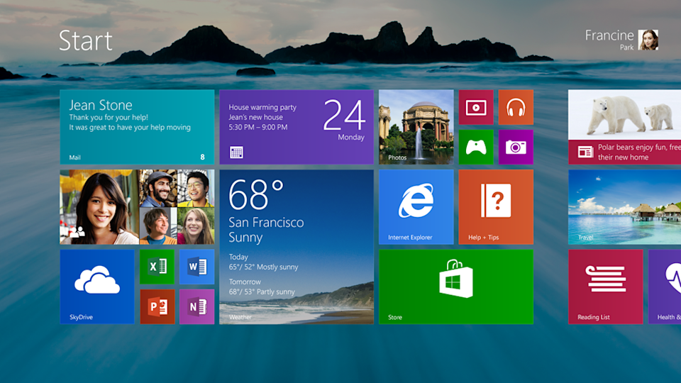 You can download Windows 8.1 Update right now